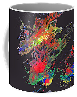 Abstract Andromeda Coffee Mug