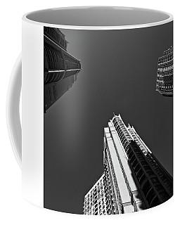 Abstract Architecture - Mississauga Coffee Mug
