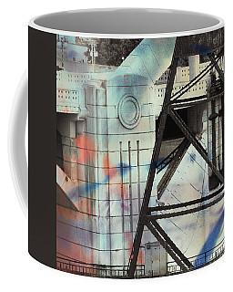 Abstract Architecture Coffee Mug