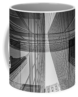 Abstract Architecture - Toronto Financial District Coffee Mug