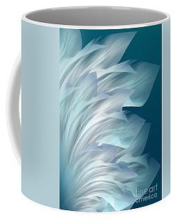 Abstract Art - Everlasting Grace By Rgiada Coffee Mug