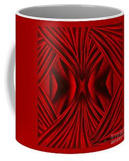 Abstract Art - Hot Secrets By Rgiada Coffee Mug