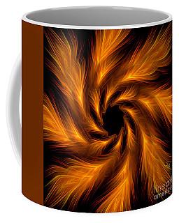 Abstract Art - Powerful Fragility By Rgiada Coffee Mug