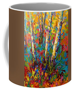Abstract Autumn II Coffee Mug