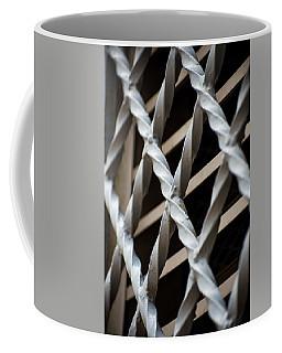 Abstract Bars Coffee Mug