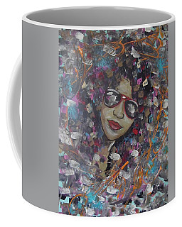 Abstract Beauty Coffee Mug