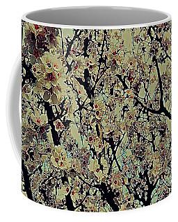 Abstract Blossoms Coffee Mug