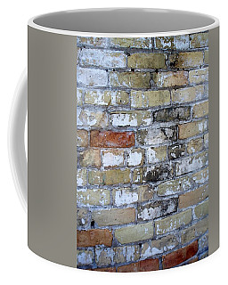 Abstract Brick 10 Coffee Mug