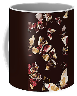 Abstract Butterfly Fine Art Coffee Mug
