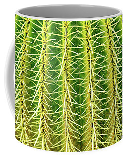 Abstract Cactus Coffee Mug