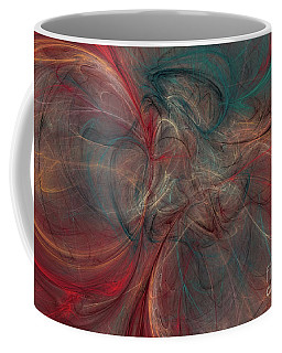 Abstract Chaotica 10 Coffee Mug