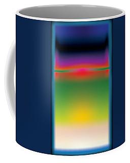 Abstract Color  Coffee Mug