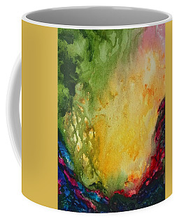 Abstract Color Splash Coffee Mug