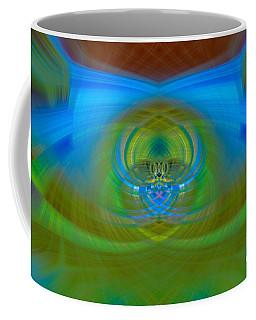Abstract Colours 01 Coffee Mug