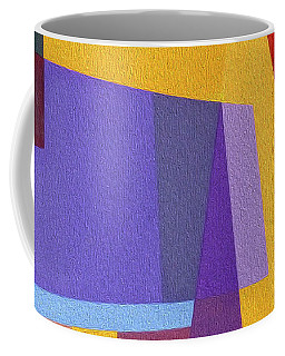 Abstract Composition 7 Coffee Mug