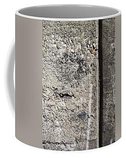 Abstract Concrete 16 Coffee Mug