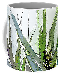 Abstract Cool Color Sonata 1 Coffee Mug