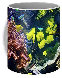 Abstract Dancing Colorful Ish Coffee Mug