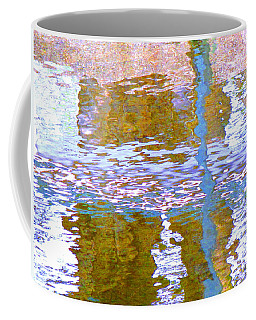 Abstract Directions Coffee Mug