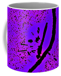 Abstract Dragonfly Coffee Mug