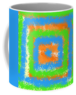 Abstract Drama Coffee Mug by Keshava Shukla