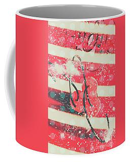 Abstract Dynamite Charge Coffee Mug