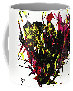 Abstract Expressionism Painting Series 955.022912 Coffee Mug