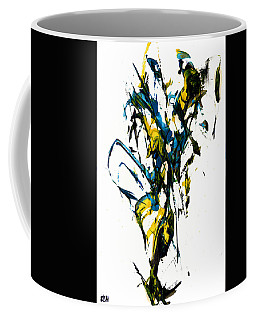 Abstract Expressionism Painting Series 961.111410 Coffee Mug
