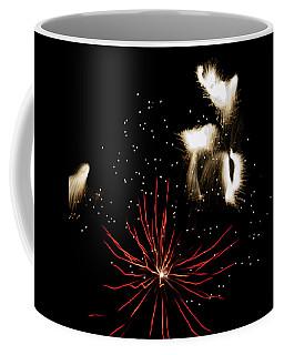 Abstract Fireworks IIi Coffee Mug