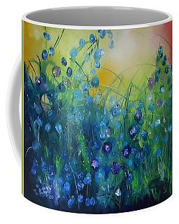 Abstract Flax           31 Coffee Mug