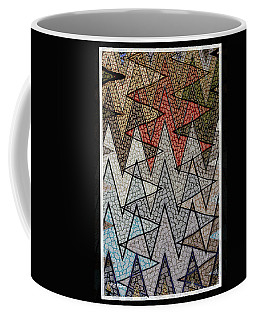 Abstract Floor  Coffee Mug