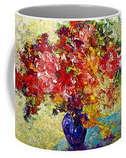 Abstract Floral 1 Coffee Mug