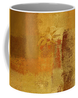 Abstract Floral - 14v2ct01a Coffee Mug by Variance Collections