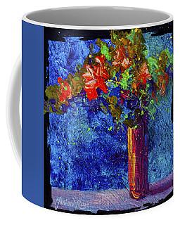 Abstract Floral 2 Coffee Mug