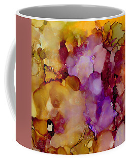 Abstract Floral #22 Coffee Mug