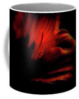 Abstract Flower 1 Coffee Mug by Elijah Knight