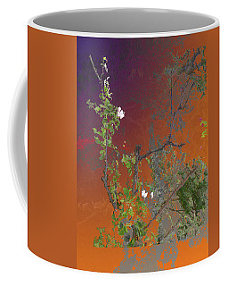 Abstract Flowers Of Light Series #13 Coffee Mug