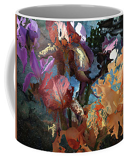 Abstract Flowers Of Light Series #15 Coffee Mug