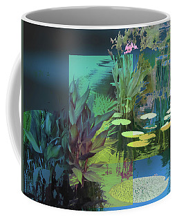 Abstract Flowers Of Light Series #20 Coffee Mug