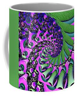 Abstract Fractal 122016.3 Coffee Mug