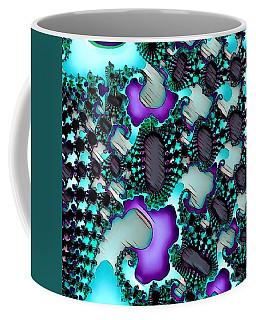 Abstract Fractal 122016.9 Coffee Mug