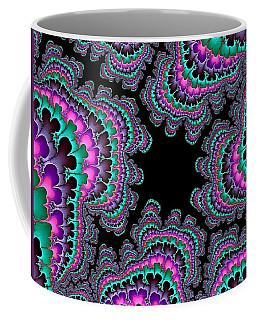 Abstract Fractal 21 Coffee Mug
