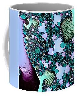 Abstract Fractal 23 Coffee Mug