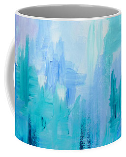 Abstract Frost 1 Coffee Mug