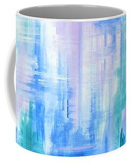 Abstract Frost 2 Coffee Mug