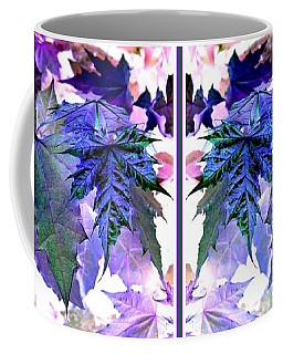 Abstract Fusion 277  Coffee Mug by Will Borden