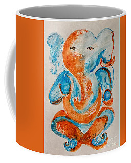 Abstract Ganesha Coffee Mug