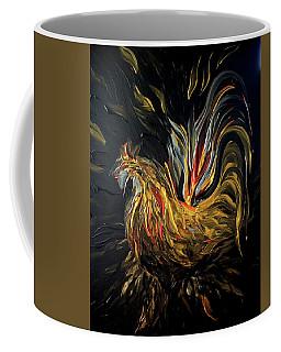 Abstract Gayu Coffee Mug