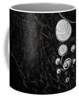 Abstract Ice Patterns II Coffee Mug