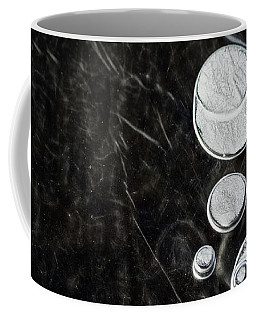 Abstract Ice Patterns II Coffee Mug by Brad Allen Fine Art